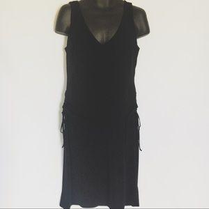 laundry by shelli segal dress 8 Black Sleeveless